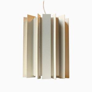 Lampe à Suspension Modèle Lilac 2 Blanc par Preben Dahl pour HF, 1960s