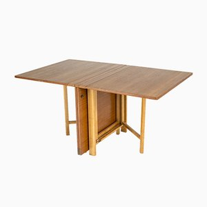 Maria Dining Table by Bruno Mathsson for Firma Karl Mathsson, 1930s