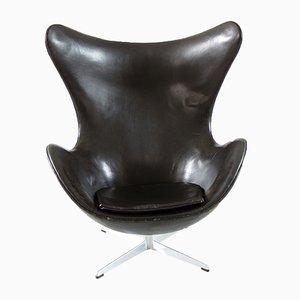 Chaise Oeuf par Arne Jacobsen pour Fritz Hansen, 1966