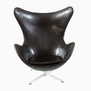 Egg chair di Arne Jacobsen per Fritz Hansen, 1966