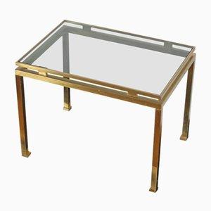 Tavolino di Guy Lefevre per Maison Jansen, anni '70