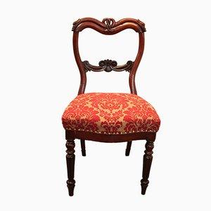 Chaise, Autriche, 1880s