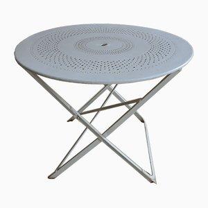Table Pliante Vintage en Fer de Fermob