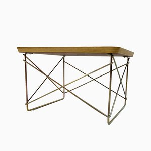 Table d'Appoint LTR par Charles & Ray Eames pour Herman Miller, 1950s