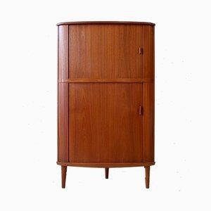 Model 3 Corner Cabinet by Arne Hovmand Olsen for Skovmand & Andersen, 1960s