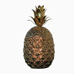 Pineapple Motif Ice Bucket by Mauro Manetti, 1960s