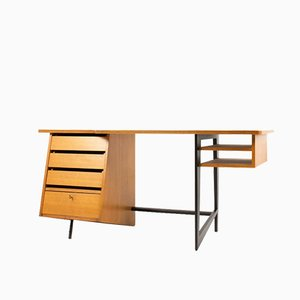 Desk by Claude Vassal for Magasin Pilote, 1950s