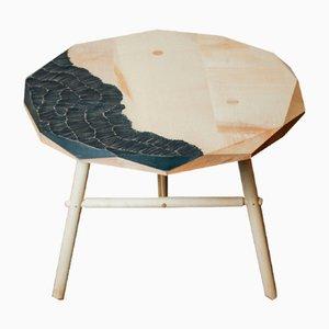 Table d'Appoint PLANE + Choppy de Temper Studio
