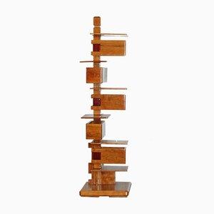 Lámpara de mesa Tallesin 3 de Frank Lloyd Wright, años 60