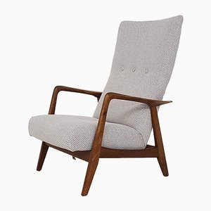 Recliner Lounge Chair by Folke Ohlsson for DUX, 1960s