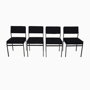 SM07 Dining Chairs by Cees Braakman for Pastoe, 1960s, Set of 4
