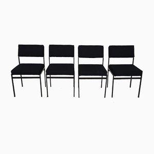 SM07 Esszimmerstühle von Cees Braakman für Pastoe, 1960er, 4er Set