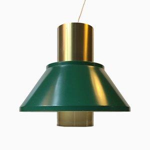 Vintage Life Pendant Lamp by Jo Hammerborg for Fog & Mørup, 1970s