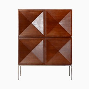 Vintage 1307 Cabinet by Antoine Philippon & Jaqueline Lecoq for Behr Möbe