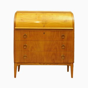 Roll Top Secretaire, 1960s