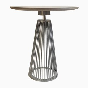 Iris Table by Sophie Lacroix for R&L Studio