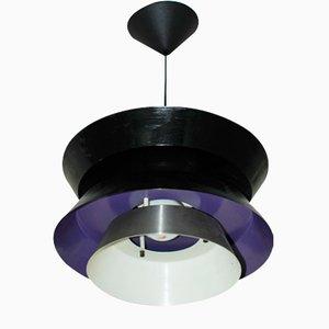Lámpara colgante vintage de Carl Thore para Granhaga Metallindustri