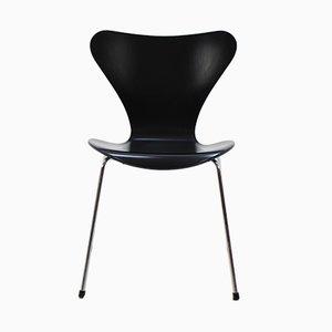 Chaise Series 7 Vintage par Arne Jacobsen pour Fritz Hansen