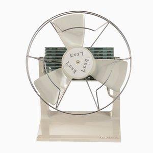 Ventilador ATP/26 italiano de Lesa, años 70