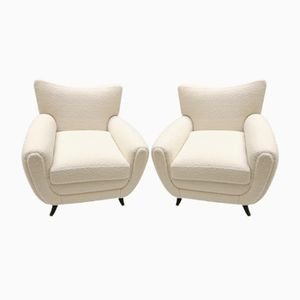 Vintage Armchairs from Dedar Milano, Set of 2
