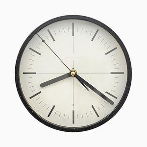 Horloge Murale Industrielle de Metron, 1960s