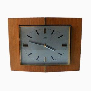 Reloj de pared alemán de Diehl, años 70