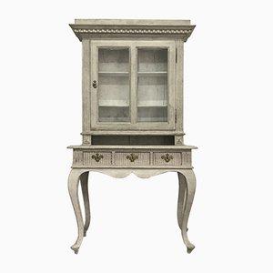 Antique Rococo Display Cabinet