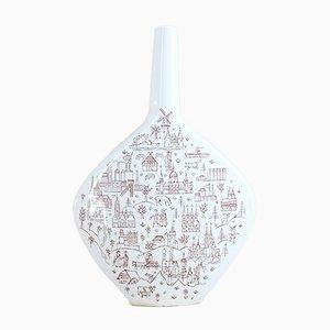 Deutsche Vase von Anton Riemerschmid, 1960er