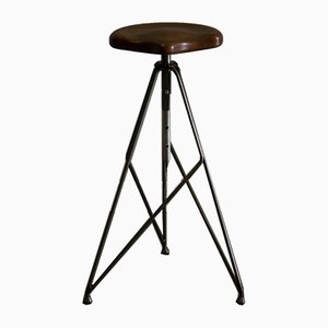 SG Speciale Height Adjustable Stool by Massimo Cappella