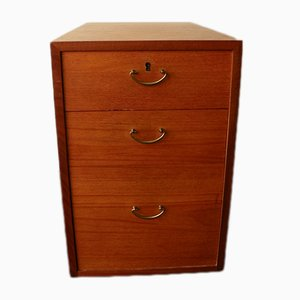 Teak Drawer Cabinet, 1960s