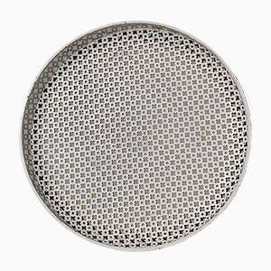 Enameled Metal Dish by Mathieu Matégot, 1950s