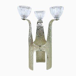 Deutscher Kerzenhalter von WMF, 1960er