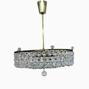 Wiener Kronleuchter aus Swarovski Kristallglas