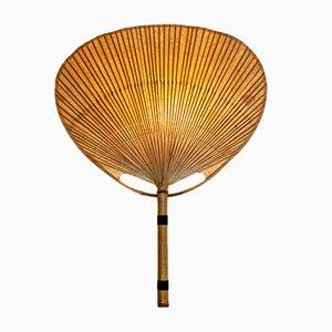 Lampada da parete Uchiwa III di Ingo Maurer per Design M, anni '70