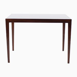 Danish Coffee Table by Haslev Mahogany, 1960s
