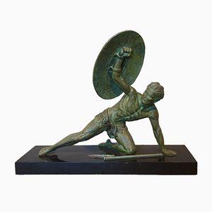 Skulptur von Jean de Roncourt, 1930er