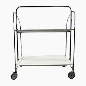 White Trolley from Bremshey, 1960s