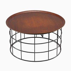 Tavolino da caffè a rete di Verner Panton, 1960
