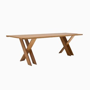 Vintage Dining Table by Marco Zanuso for Poggi