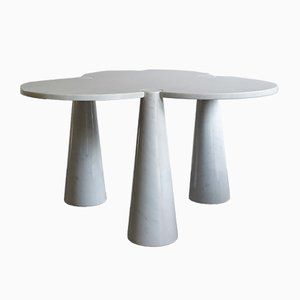 Marble Table by Angelo Mangiarotti for Skipper, 1970s