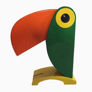 Toucan Table Lamp, 1968