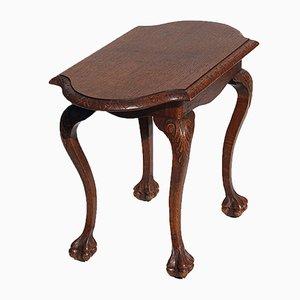 Tavolino in quercia, Francia, anni '50