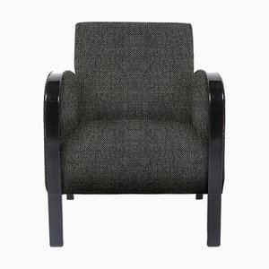 Customizable Art Deco Lounge Chair