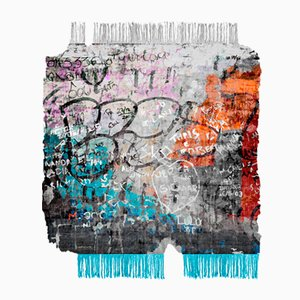 Countinho C3 Frozen Cut Rug by Calle Henzel for Henzel Studio