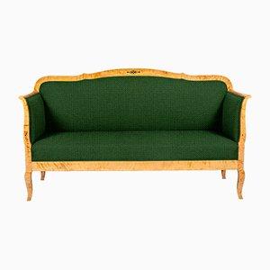 Personalisierbares schwedisches Sofa im Carl-Johan Stil