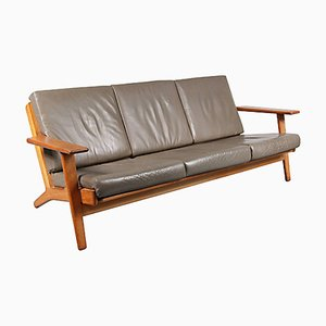 Sofá de Hans J. Wegner para Getama, años 50