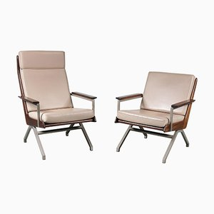Lounge Chairs by Rob Parry, 1960s, Set of 2