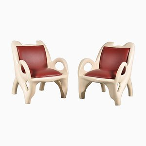 Fauteuils, 1970s, Set of 2