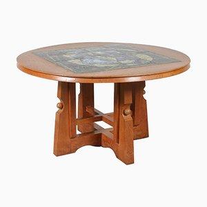Tavolino da caffè Ladislas di Guillerme et Chambron, anni '50