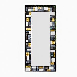 Miroir Nevermind Mosaïque Fait Main de Luisa Degli Specchi